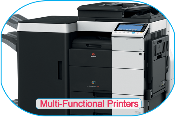 NPS Multi-functional printers